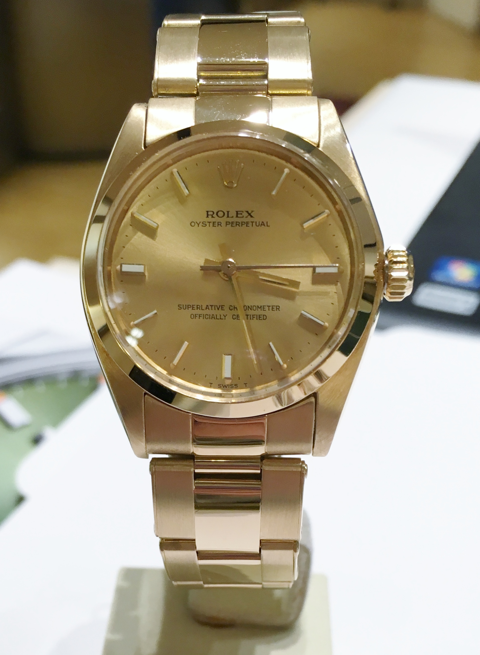Rolex Oyster Perpetual 31mm